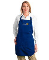 Rotary Denim Apron