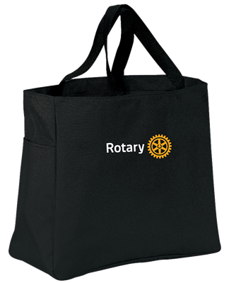 Rotary Essential Tote Bag