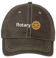 Rotary Leather Cap