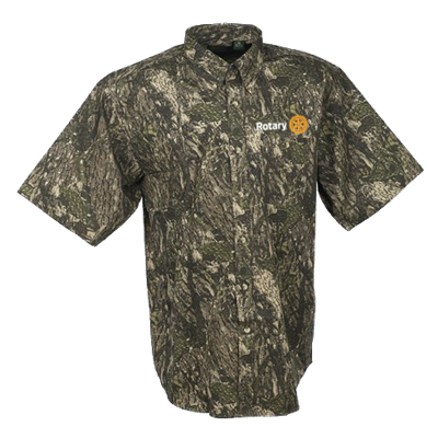 Tiger Hill Camo Hunting Shirt