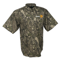 Tiger Hill Camo Twill Shirt