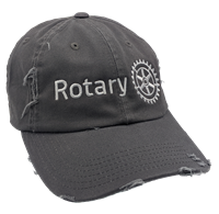 Distressed Rotary Cap