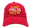 End Polio Now Cap
