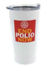 End Polio Now 20 oz. Tumbler