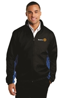 Mens- Core Colorblock Wind Jacket
