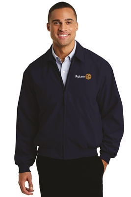 Mens- Casual Microfiber Jacket