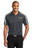Port Authority Colorblock Stripe Polo