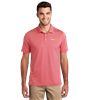 Port Authority Gingham Polo