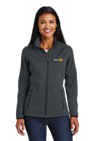 Port Authority Womens Pique Fleece Jacket