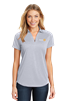 Polo - Ladies Port Authority Digi Heather Performance