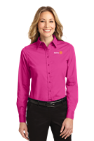 Port Authority Womens Long Sleeve Shirt
