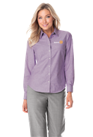 Port Authority Womens Long Sleeve Oxford Shirt