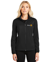 Active Softshell Jacket-Ladies Port Authority