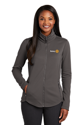 Port Authority Womens Collective Smooth Fleece Jacket