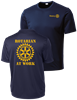 Rotarian at Work Performance T-shirt