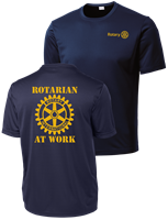 Rotarian at Work Performance Tee