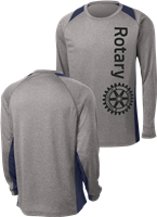Rotary Long Sleeve Performance Tee