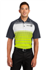 Sport-Tek Dry Zone Striped Polo