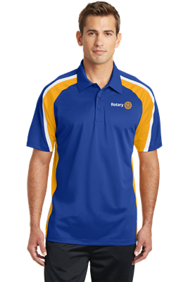 Sport-Tek Tricolor Micropique Polo