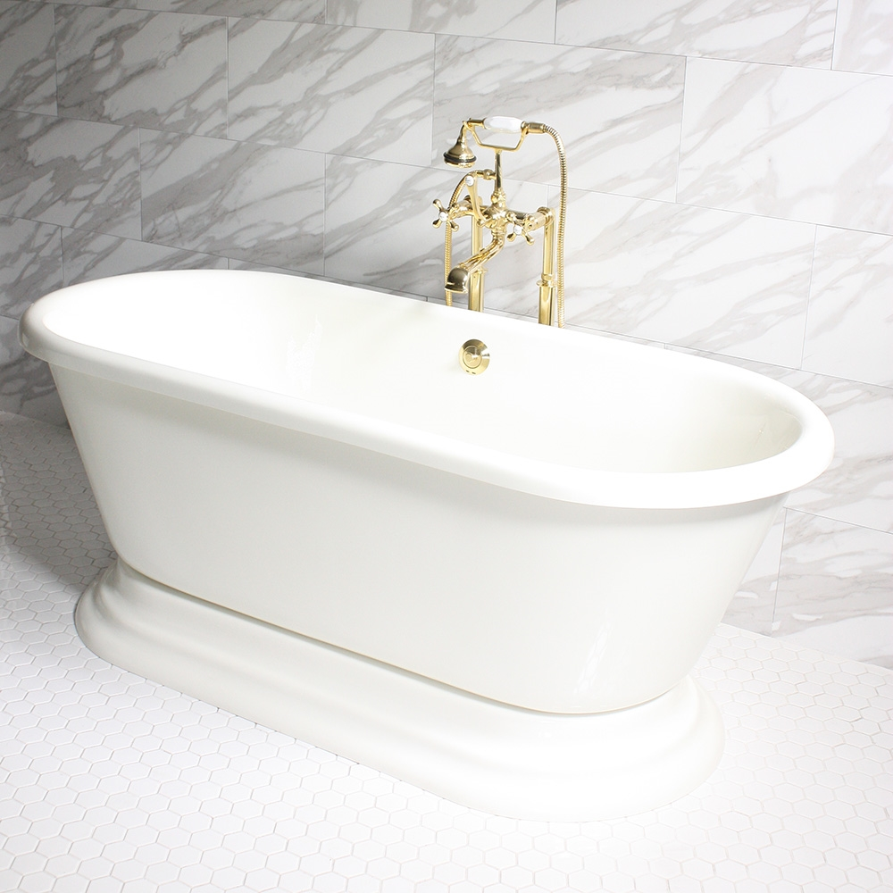 ideas your pedestal a design small tub for and plus dimensions bring in cabinet tubs clawfoot vintage bathroom with style decor