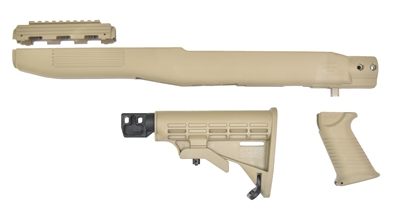 Tapco Intrafuse SKS Stock System (Tan)