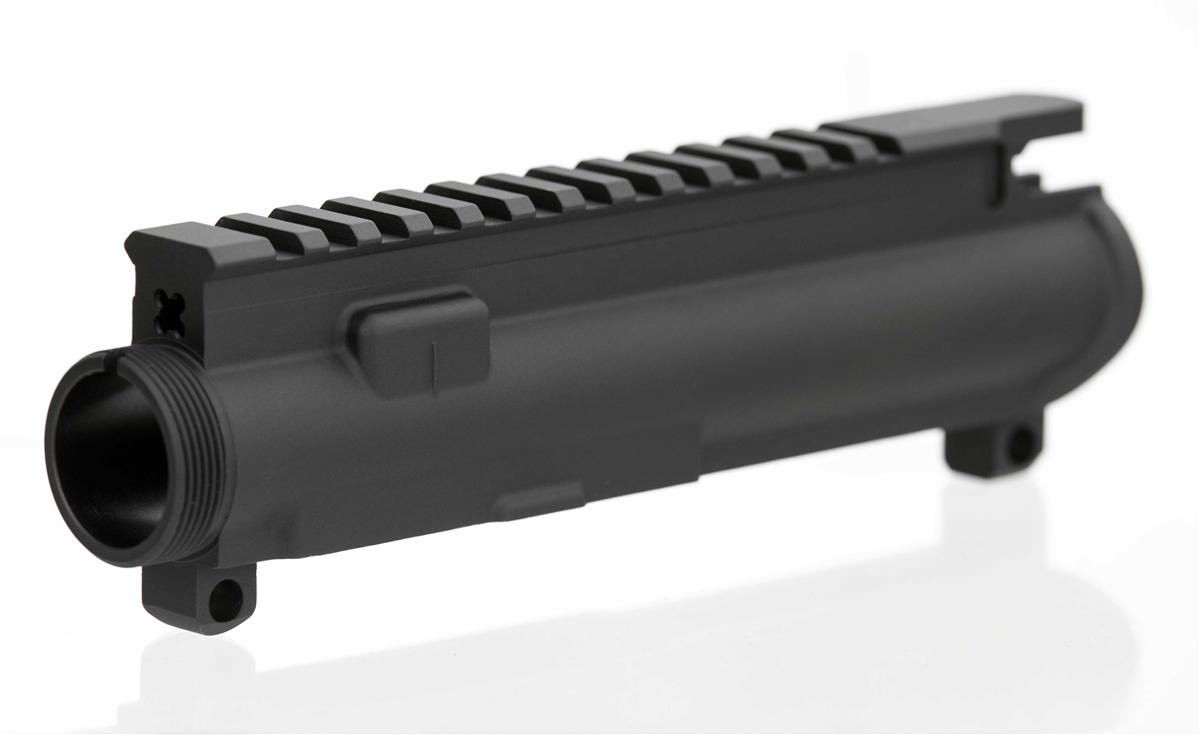Mil-Spec Stripped AR-15 Upper Receiver