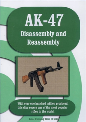 AK-47 Disassembly and Reassembly DVD