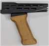 Hungarian AMD 63/65 Wood Grip & Handguard
