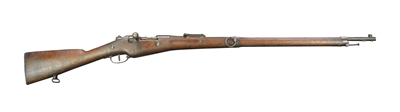 French Berthier Mle 1907/15 Rifle