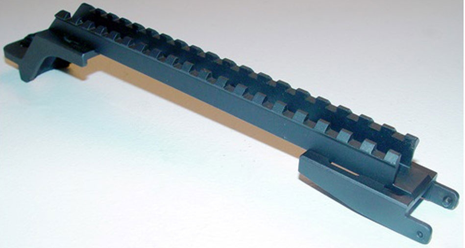 polish beryl archer polish military picatinny scope mount rail