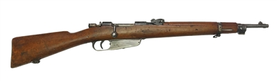 Carcano Carbine Model 1891 TS 6.5X52 Second Model.