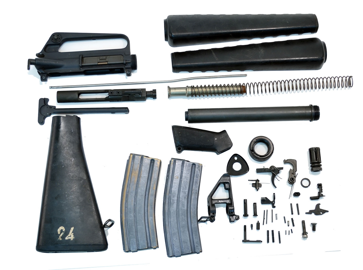 Colt M16 A1 Parts Kit - NO BARREL