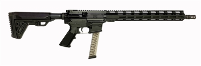 AR-15 9MM Rifle / Carbine with Glock Magazine