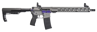 M215-ML15 Titanium & Purple 5.56