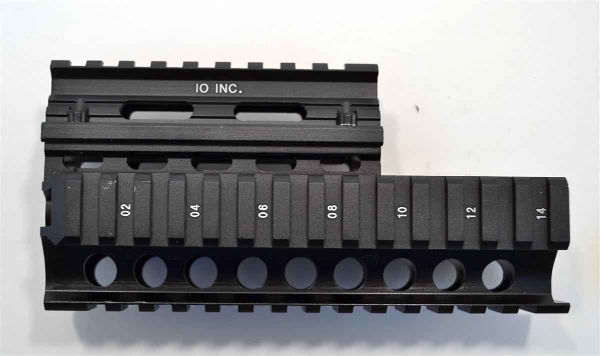 I O inc  AKM-47 Quad Rail