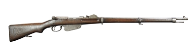 MANNLICHER MODEL 1888/90 RIFLE