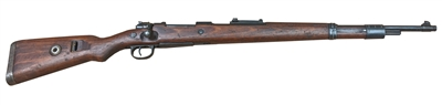 Yugoslavian Refurbished German K.98 Mauser Rifle.