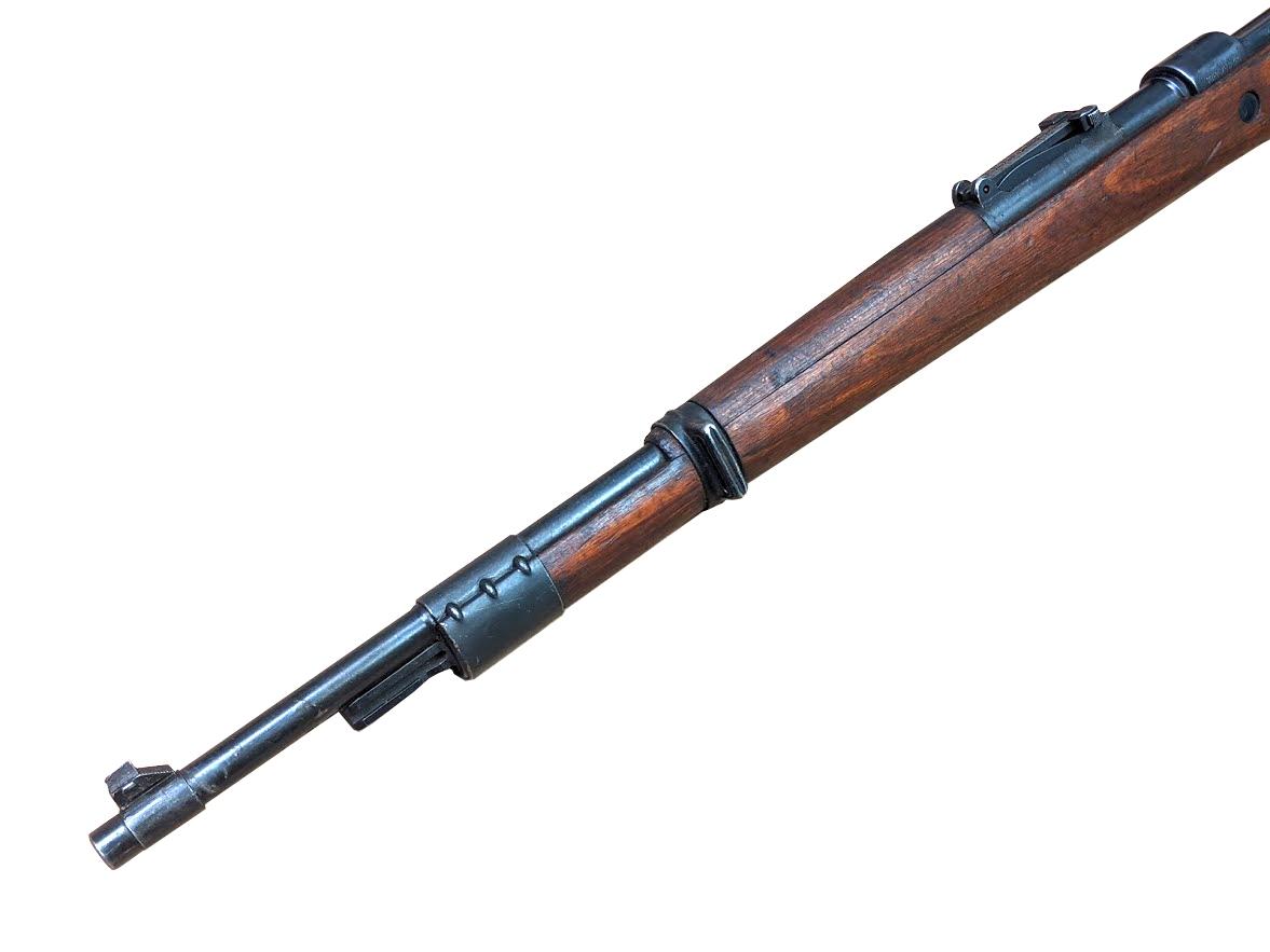 Mauser k98 yugoslavian A quick