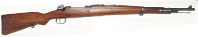 Yugo Mauser M24/47 Cal. 8mm good to very good condition.