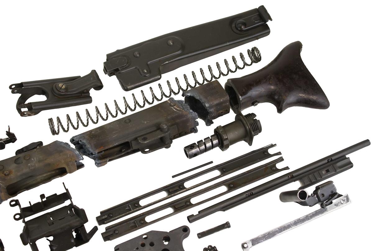 Demilled Gun Kits