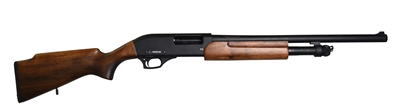 "Pardus PS 12GA Semi-Auto Shotgun, 20"" Wood"