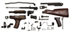 Romanian AK 47 Parts Kit Grade A with Two  30 rd. Magazines and sling