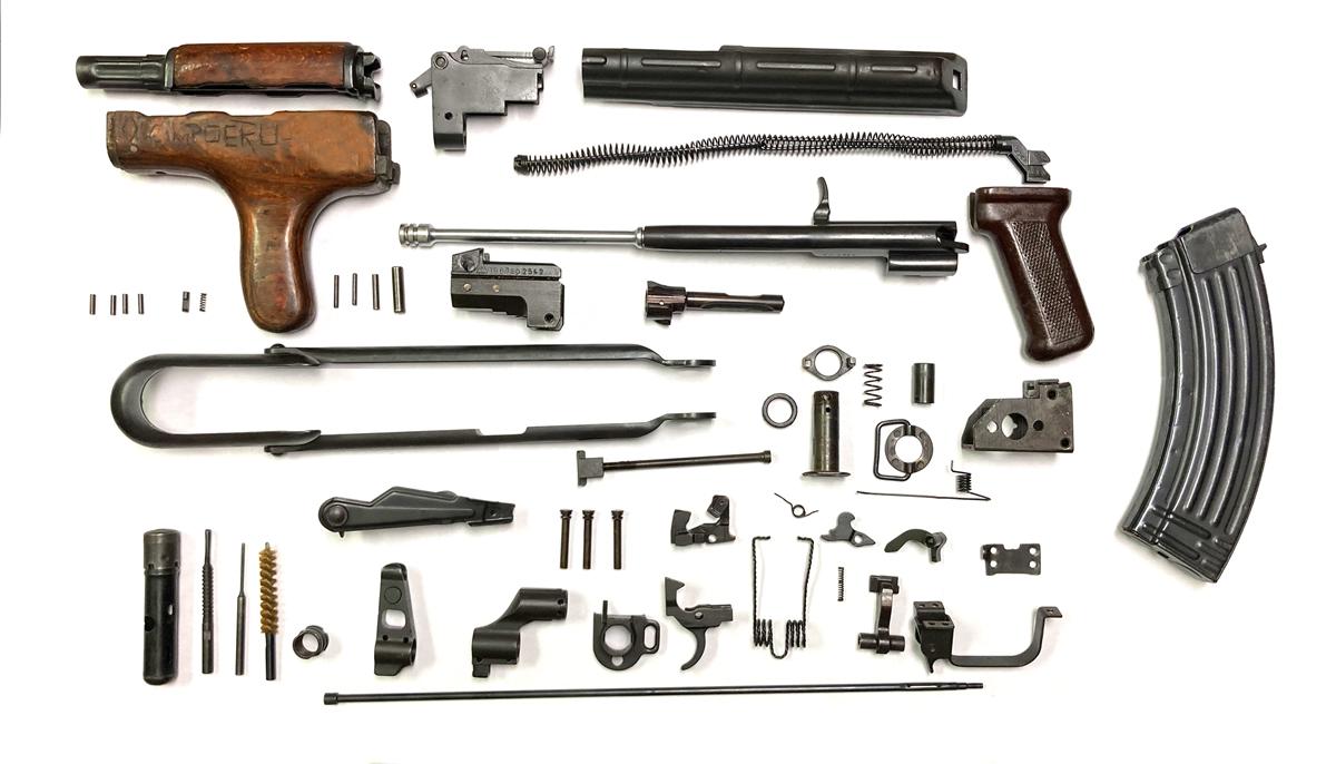 Ak 47 Build Kit