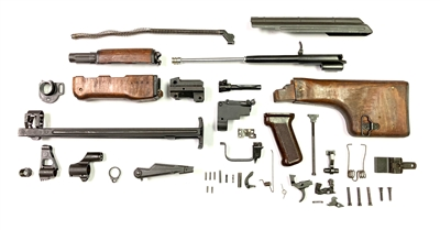 Original Romanian RPK Parts Kit Excellent to New Old Stock.