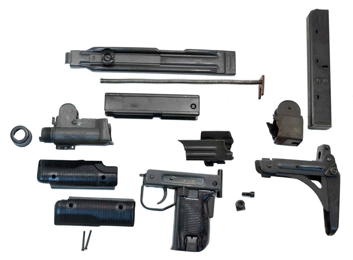 Uzi Parts Kit