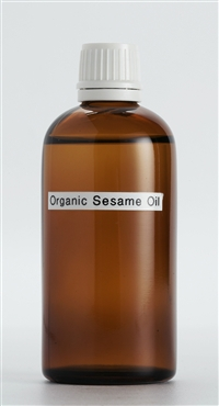 Organic Sesame Oil, 100ml