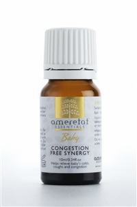 Congestion Free 100% Pure Essential Oil Synergy, 10ml