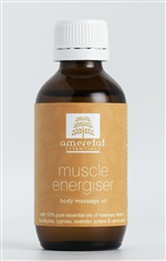 Muscle Energiser Body Oil, 100ml