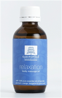 Relaxation Body Oil, 100ml