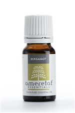 Bergamot Pure Essential Oil, 10ml